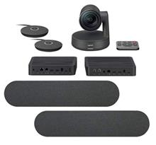 Logitech RALLY Plus Ultra HD ConferenceCam System With Automatic Camera Control